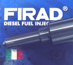 Common rail nozzles, FIRAD top quality